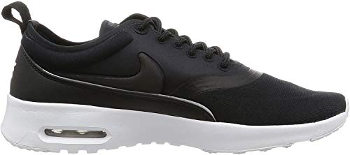 Nike W Air MAX thea Ultra, Zapatillas de Running para Niñas, Negro (Negro (Black/Black-White-Dark Grey), 37 1/2 EU
