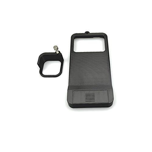 LICHIFIT Gimbal Adapter Montageplatte für GoPro Hero 8 Schwarz auf DJI OSMO Mobile 3 Portable Handheld Adapter Ersatzteil
