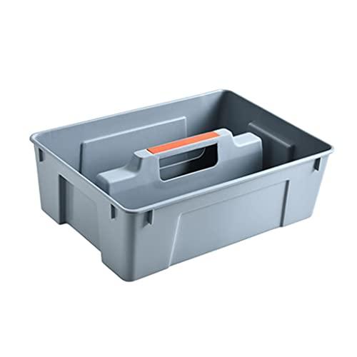 YUTRD ZCJUX Caja de Almacenamiento de Herramientas separada, Caja de Herramientas de Hardware de plástico portátil, hogar multifunción con asa