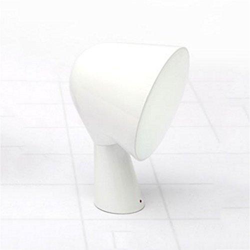 LILY Grands phares Lampes LED, étude de charge Étudiant Dortoir Lampe de lecture Chambre (blanc, rose) ( Color : White )