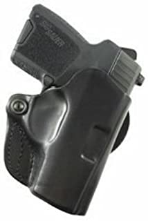 Desantis Mini Scabbard Holster For Glock 19 Right Hand Black