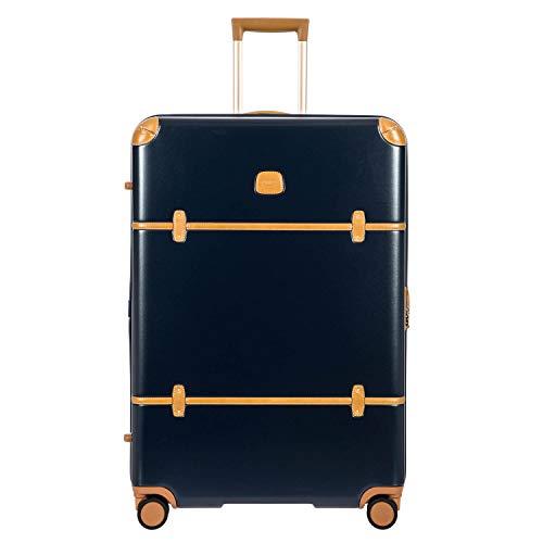 32 Zoll Trolley Bellagio, Einheitsgröße.Blau/Tobacco