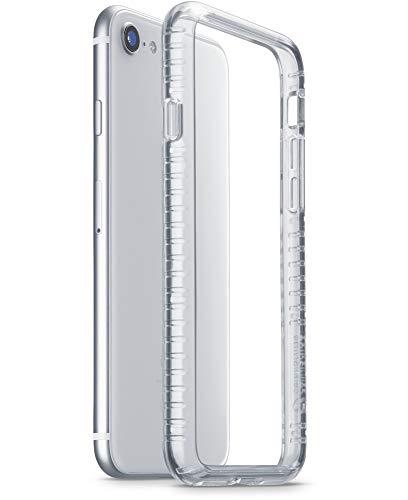 Cellularline Air Frame Schutzhülle für Handy, 11,9 cm (4,7 Zoll), transparent