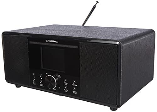 Grundig DTR 7000 All-in-One Internet Radio schwarz