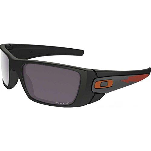 Oakley - Gafas de sol polarizadas para hombre, color negro mate, talla única