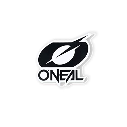 O'Neal Aufkleber Rider Logo & Icon, 10 Stück, Schwarz, 5015C-10