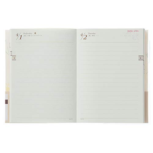 能率『ペイジェムメモリー日記』