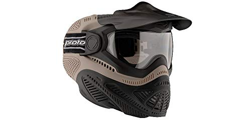 Proto Paintball Goggle FS Tan Thermal