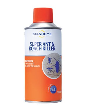 SUPER ANT&ROACH KILLER INSETTICIDA