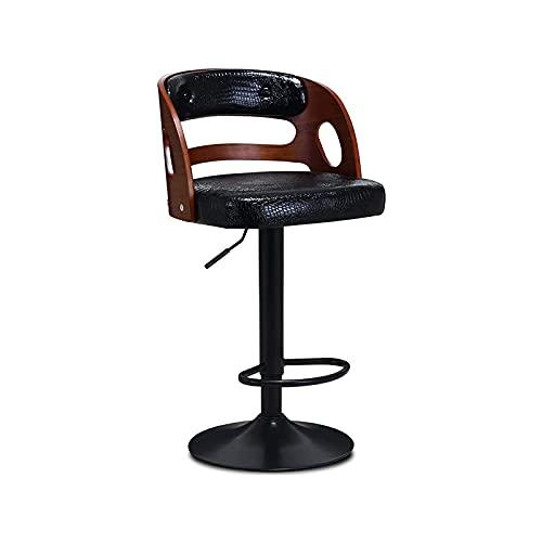 Poltrona Da Massaggio Per Salone 360 &Deg; Sedia Girevole Da Cucina Elevabile Sedia Da Cucina Regolabile In Altezza Sedia Per Computer Adatta Per Sala Riunioni Bar