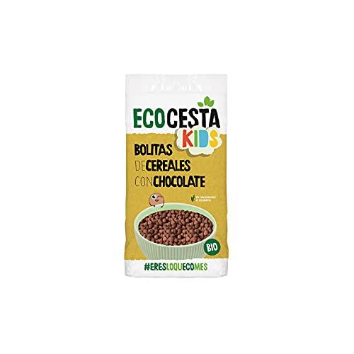 Ecocesta Bolitas de Cereales Con Chocolate Bio, 400 g, 1 x 400 g