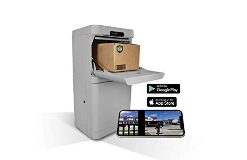 Danby Parcel Guard - The Smart Mailbox - Wi-Fi Connected, Smart Phone Controlled, Stop Parcel Theft - DPG37G