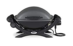 Weber Gray 52020001 Q1400 Electric Grill