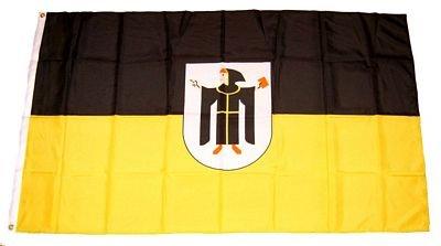 Fahne/Flagge München Wappen NEU 90 x 150 cm Flaggen