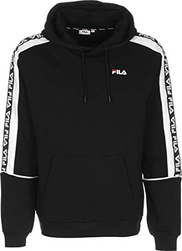 Fila Tefo hoodie black/bright white