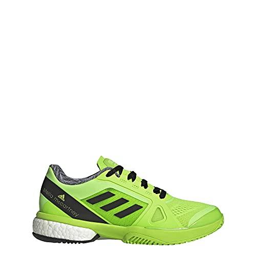 adidas Stella McCartney Tennis Shoes Women's, Green, Size 7.5