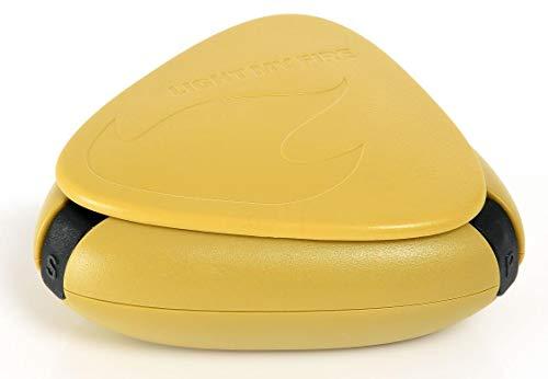 Light My Fire Salt&Pepper Plus Bio - Lámpara de mesa (70 x 70 x 31 mm), color amarillo