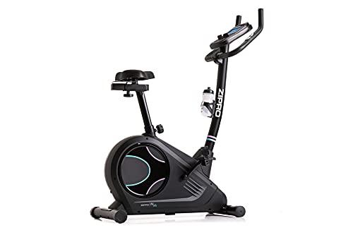 Zipro Bicicleta estática Flame WM con iConsole, Negro