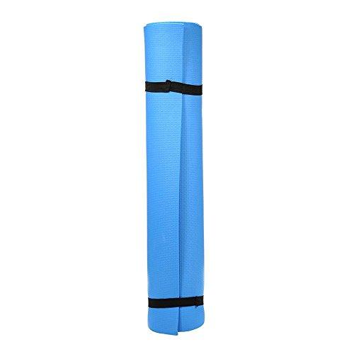 globalqi Sports Yoga Matte Große, komfortable Wasserdicht und staubdicht rutschfest Umweltfreundliche Fitness Yoga Matte, Sehr geeignet für...