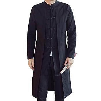 chinese long coat