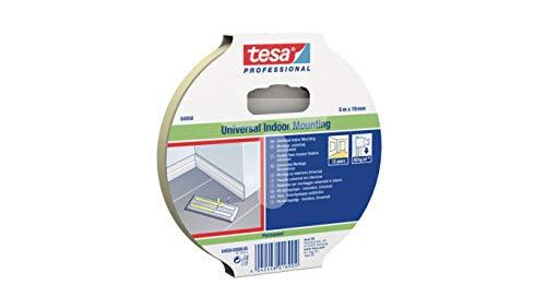 Dubbele lijm polyethyleen Schuim montage Tape - TESA - 64958-19 mm 5 m Geel