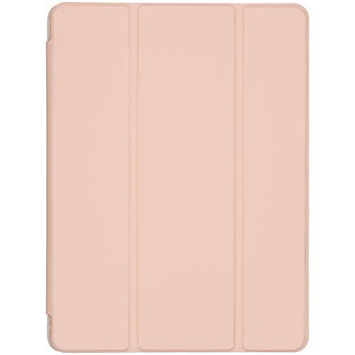 Dux Ducis Osom - Funda Tipo Libro para iPad 10.2 (2019), Color Rosa