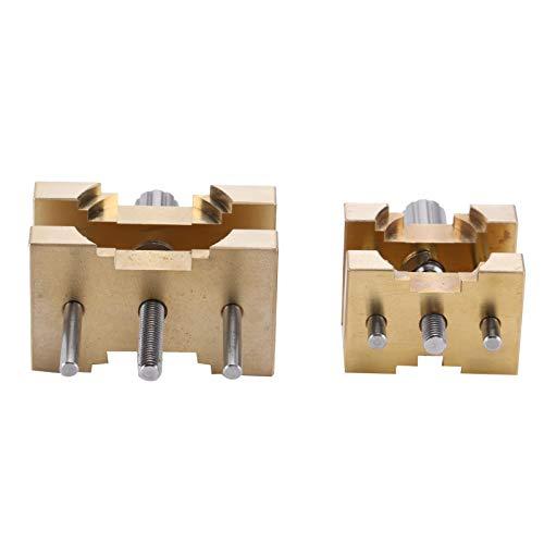 Uhrenreparaturwerkzeug, fester Sockel verhindert Kratzer Kleine und tragbare Uhrwerkhalter für Uhrenreparaturpersonal für Schmuckherstellung Hobbys