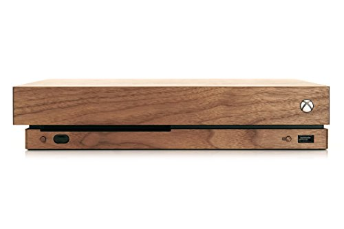 Toast Real Wood, Walnut Cover – Xbox One X – Xbox One X Edition