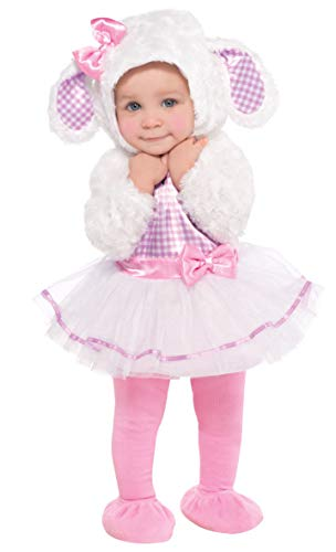 Little Lamb - Infant & Toddler Costume 12 - 18 Months
