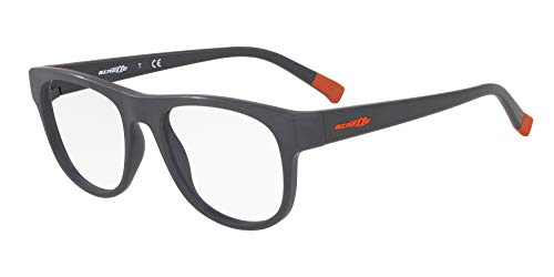 Arnette 0AN7170 Monturas de gafas, Matte Grey, 54 para Hombre
