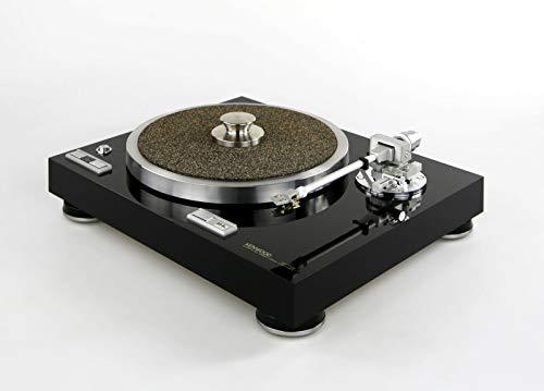 Kenwood KD 770D Plattenspieler Turntable in schwarz Top Zustand