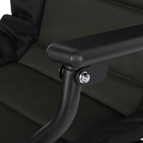 GOTOTOP Sillón Multifuncional Ajustable para Pesca al Aire Libre, Silla de Senderismo, Silla Plegable, Segura