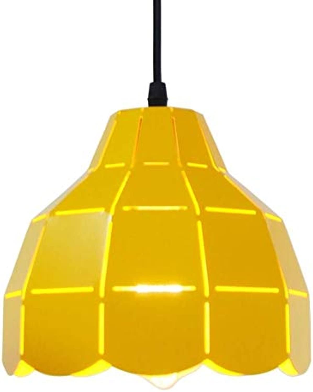 LMDH Kreative 1 Licht Anhnger Kronleuchter Schmiedeeisen lampe Deckenleuchte Hngende Beleuchtung für Esszimmer Küche Cafe Bar Schlafzimmer