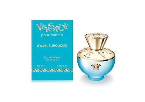 Gianni Versace Dylan Turquoise Eau de Toilette, 100 ml