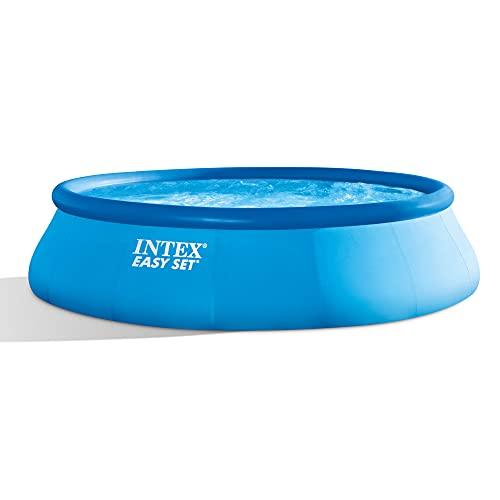 Intex 26165EH 15ft X 42in Easy Pool Set, 15 ft x 42 in, Blue