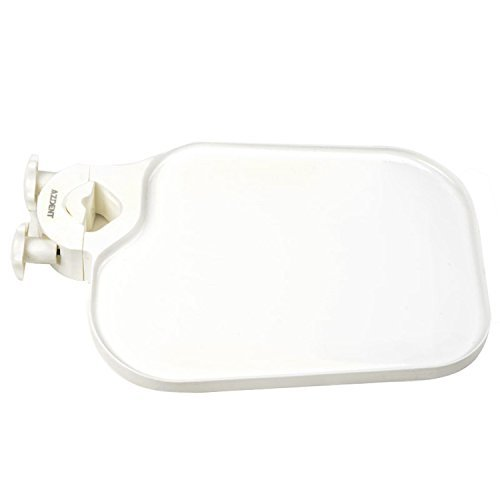 AZDENT Dental Post Mounted Tray Table Dental Chair Accessories