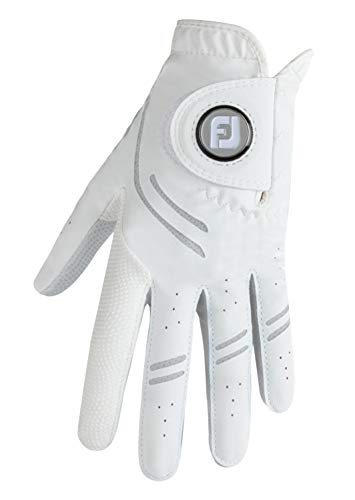 Footjoy GTXtreme Handschuh Damen weiß/grau Linke Hand/M