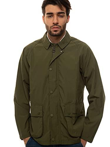 Barbour Chaqueta de Camisa Verde Poliamida Hombre Verde XXL