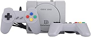 Oriflame Classic Mini Game Consoles, AV Output TV Game System, Built-in 648 TV Video Game with 2 Controllers Handheld Game...