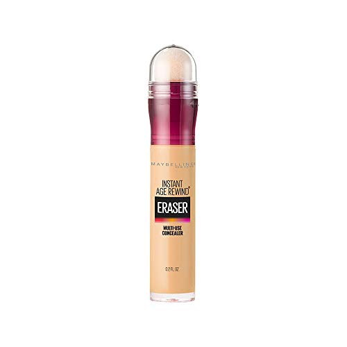 Maybelline Instant Age Rewind Eraser Dark Circles Treatment Multi-Use Concealer, Sand, 0.2 Fl...