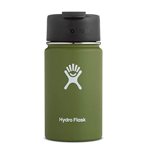 Hydro Flask Travel Coffee Flask - 20 oz, Olive