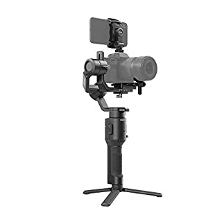 DJI CP.RN.00000040.01 Ronin-SC - Camera Stabilizer 3-Axis Gimbal Handheld for Mirrorless Cameras up to 2kg Payload for Sony Panasonic Lumix Nikon Canon, Black (B07R48NZVD) | Amazon price tracker / tracking, Amazon price history charts, Amazon price watches, Amazon price drop alerts