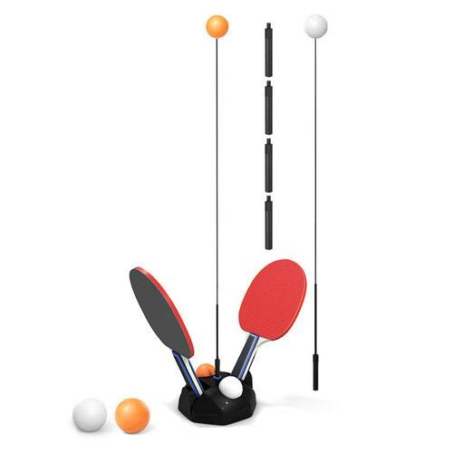 Affordable Rosymity Table Tennis Trainer,Lightweight and Portable/Improves Attention/Detachable/Idea...