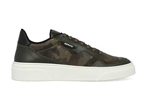 Antony Morato Herren Sneaker Rustle IN Camouflage Tessuto SINTETICO Oxford-Schuh, 41 EU