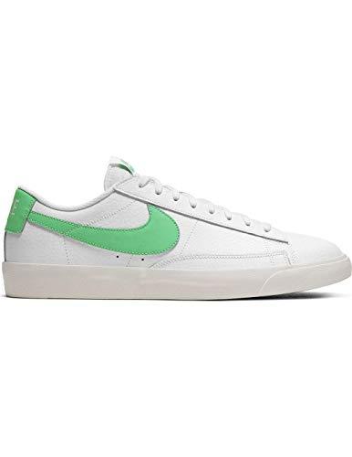 Zapatillas Nike Blazer Low Leather White/Green Hombre 42,5