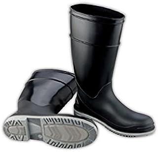 Onguard Industries 89680-11 Goliath Plain Toe PVC Boot, 3X-Large (14-15.5), Black, 11