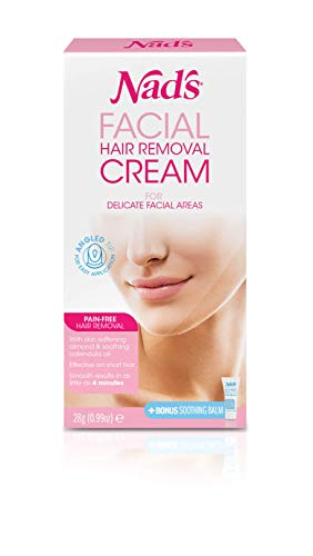 Nad's Facial Hair Removal Cream, 28g
