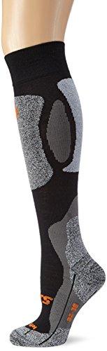 Barts 15-0000000511 - Chaussettes Casual Mixte, Noir (Schwarz) - 35-38 (Taille fabricant: 35/38)