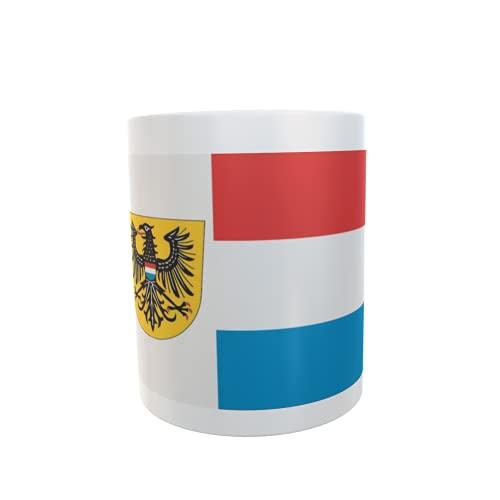 U24 Tasse Kaffeebecher Mug Cup Flagge Heilbronn