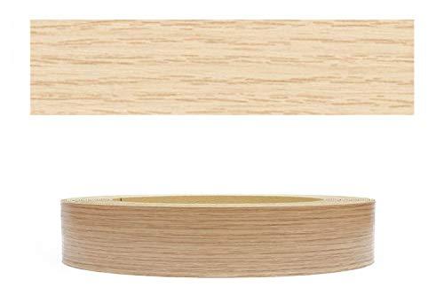 Mprofi MT® (10m rollo) Cantoneras laminadas melamina para rebordes con Greve Roble Real 22 mm